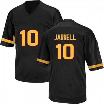 Men's K.J. Jarrell Arizona State Sun Devils Adidas Game Black Football College Jersey